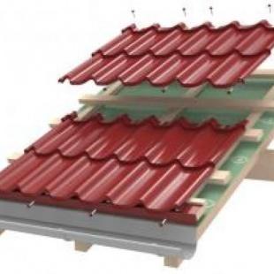 Tigla metalica Roofart si Decra